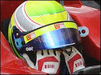 Felipe Massa llora, pero cumpli� con la victoria
