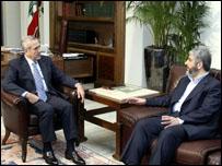 مشعل والرئيس اللبناني