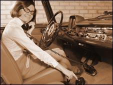 Car phone in 1969, Ericsson