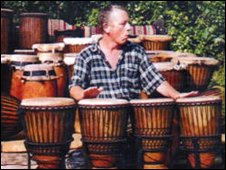 John Sullivan, drum maker