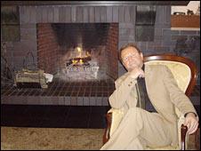 Jozef Wojciechowski in his office in Warsaw