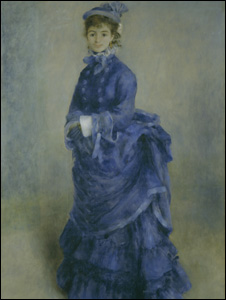 La Parisienne by Renoir