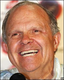 Steve Fossett, file pic from 2006