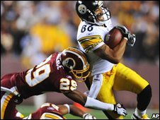 Pittsburgh's Hines Ward