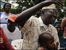 Malik Obama, Barack Obama's half brother
