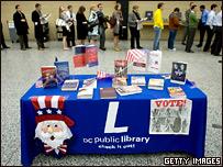 Голосование в Вашингтоне