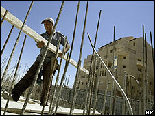 Israeli settlement of Efrat (file pic)