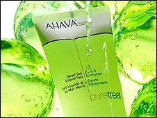 Ahava products
