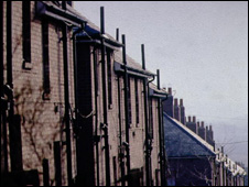Terraced houses (generic)