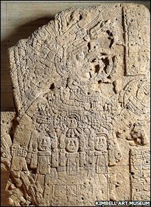 Stela with a Ruler, courtesy of Kimbell Art Museum, Fort Worth, Texas
