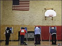 Votantes en EE.UU.