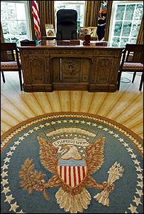 Despacho Oval de la Casa Blanca