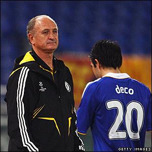 Luiz Felipe Scolari, Deco