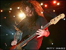 Deftones bassist Chi Cheng