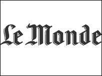 Logo de Le Monde.