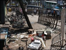 Site of the Malegaon blast