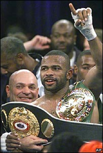 Roy Jones Jr in 2000