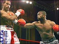 David Telesco, Roy Jones Jr