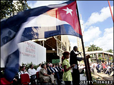 An international trade fair opens in Cuba on 3 November