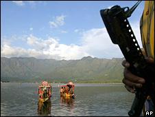 Kashmir scene