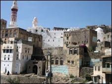 Jibla in Yemen