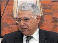 Moroccan prime minister Abbas El Fassi