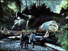 Lost World, from the Jurassic Park trilogy