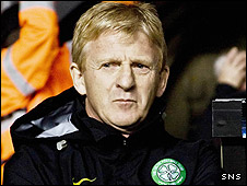 Strachan was happy at the fight in his players against United