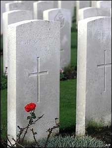 Tyne Cot cemetery, Passendale