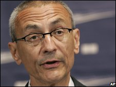File photograph of John Podesta