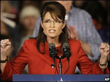Governor Sarah Palin