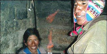 Usuarios del programa de biogás en Bolivia (Gentileza: Tecnologías en Desarrollo)