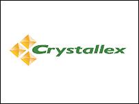 Logo de Crystallex