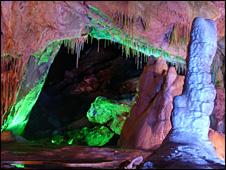 Wanxiang Cave, China