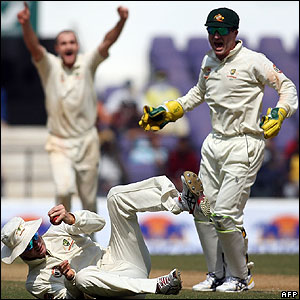 Michael Clarke (catching)