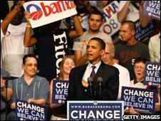 Barack Obama, Getty