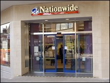 A Nationwide branch