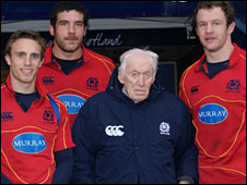 Mac Henderson (picture courtesy of Scottish Rugby)