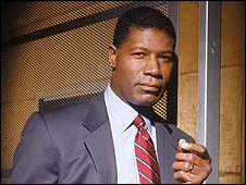 Dennis Haysbert  was 24's black president
