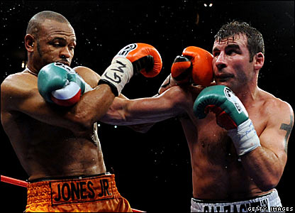Roy Jones Jr, Joe Calzaghe