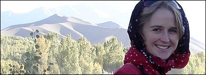 Jemima Montagu in Kabul