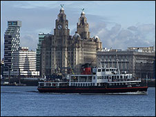 Mersey Ferry (Pic sent in by P Hales)