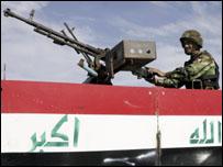 جندي عراقي
