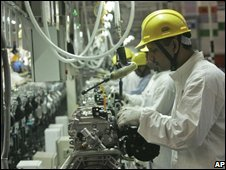 worker at a Maruti plant