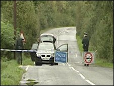 Attempted bomb attack in County Fermanagh