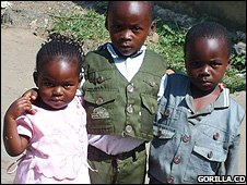 Diddy's three youngest children (Image: Gorilla.cd)