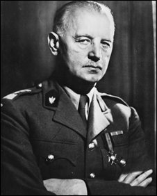General Wladyslaw Sikorski