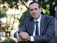 Gonzalo Garland, catedr�tico en econom�a.