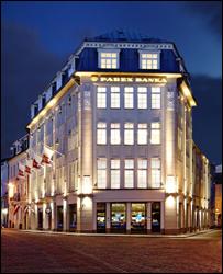 Офис Parex Banka в Риге