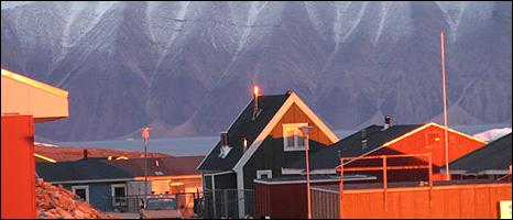 Qannaq, Greenland (Image: BBC)